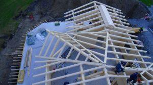 komplizierte Dachverschneidungen