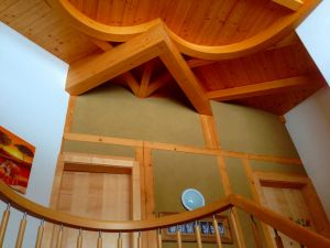 Spezial Dachkonstruktion