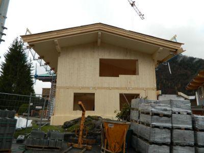 Zubau In Holzmassivbauweise CLT Kreuzweise Verleimtes Holz (1)