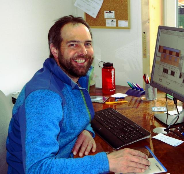Michael Walt Profilaufnahme